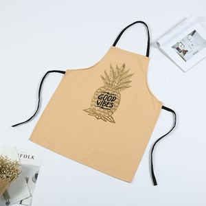 Good Vibes Pineapple Apron - THE PINEAPPLE EVERYTHING
