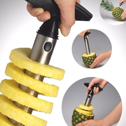The Original Rotating Pineapple Slicer - The Pineapple Everything