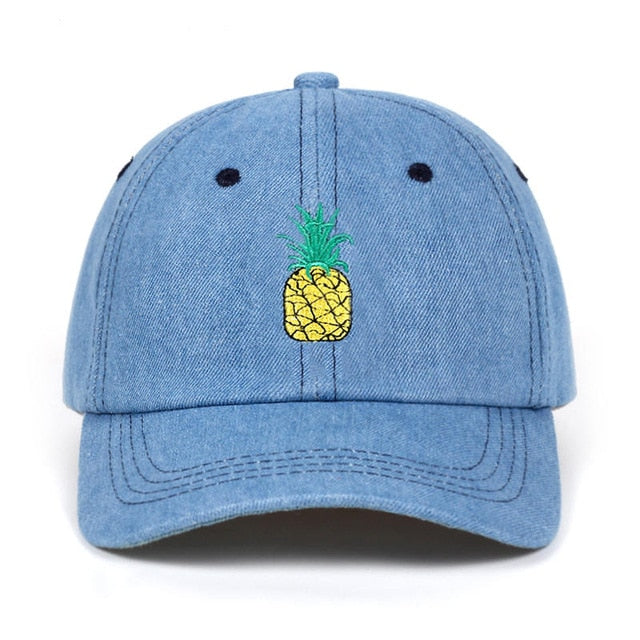Pineapple Baseball Hat - Happy Pineapple Co.