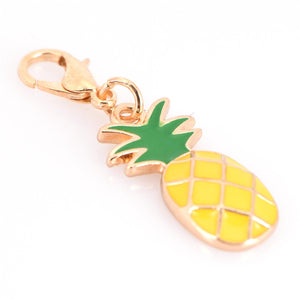 Classic Pineapple Keychain Charm - The Pineapple Everything