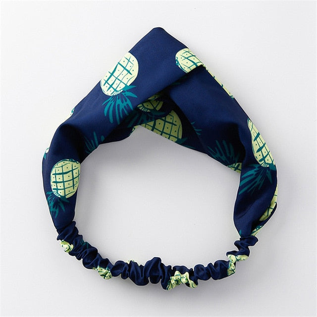 Island Girl Pineapple Headband - Happy Pineapple Co.