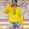 Geometric Pineapple Women's Hoodie - Happy Pineapple Co.