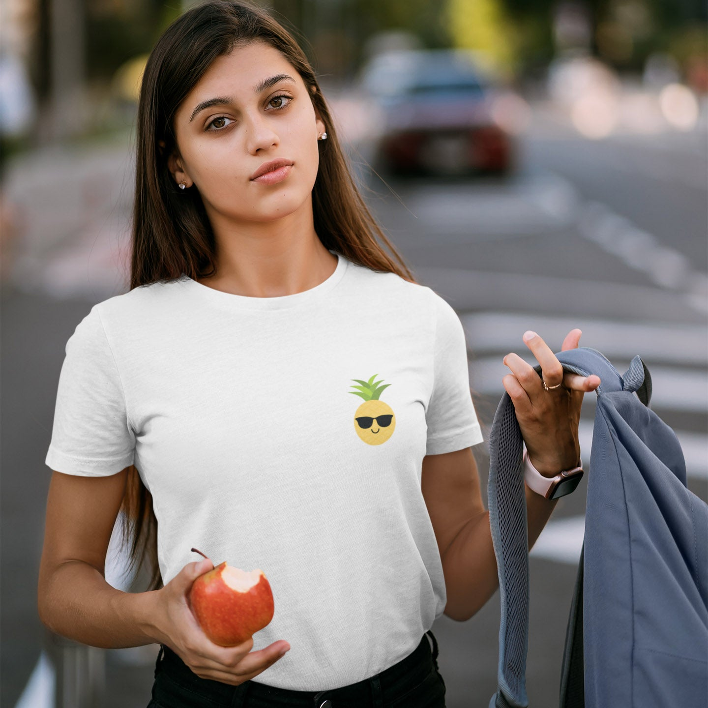 The Pineapple Everything™ Women's Tee 2.0 (Original Logo) - The Pineapple Everything