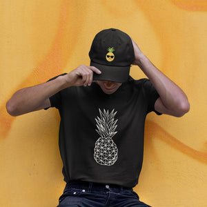 Geometric Pineapple Men's Tee - THE PINEAPPLE EVERYTHING