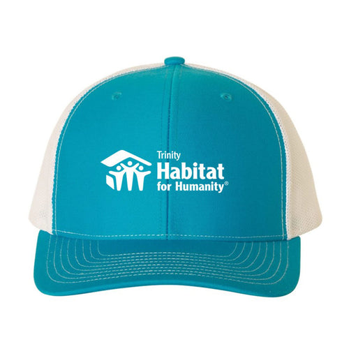Trinity Habitat Trucker Cap - Light Blue