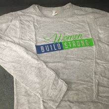 Women Build Long-sleeve Tee