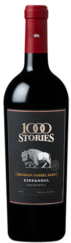 1000 Stories Zinfandel Bourbon Barrel Aged 2016 750ML