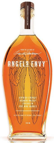 Angel's Envy Bourbon - LIMIT ONE BOTTLE PER CUSTOMER