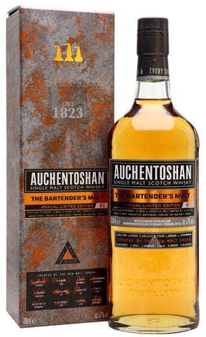 Auchentoshan The Bartender's Malt Single Malt Scotch Whisky