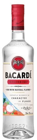 Bacardi Rum Dragonberry