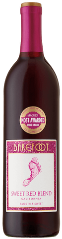 Barefoot Sweet Red Blend
