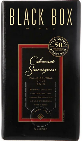 Black Box Cabernet Sauvignon 3.0LT Box Wine