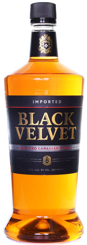 Black Velvet Canadian Whiskey