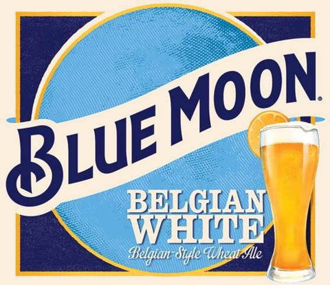 Blue Moon Belgian White Wheat Ale