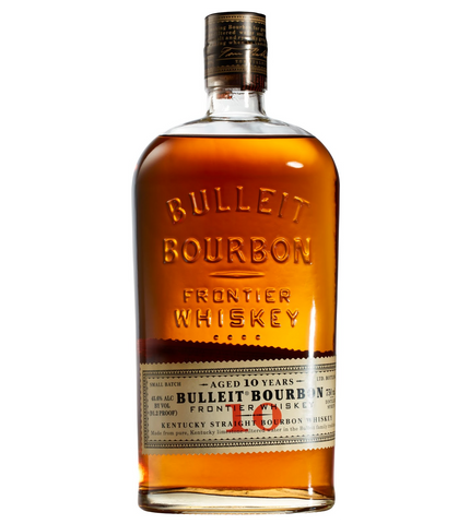 Bulleit Bourbon Frontier Whiskey 10 Year Old
