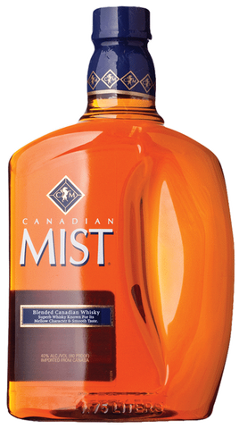 Canadian Mist Blended Canadian Whisky