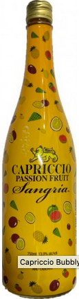 Capriccio Sangria Passion Fruit 750ML