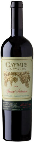 Caymus Cabernet Sauvignon Special Selection Napa Valley 2014 750ML