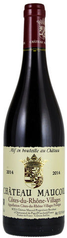 Chateau Maucoil Cotes du Rhone Villages 2017 750ML