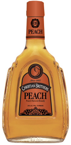 Christian Brothers Brandy Peach