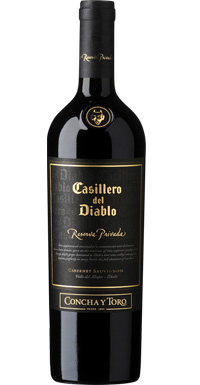 Casillero del Diablo by Concha y Toro Reserva Privada 2016 750ML