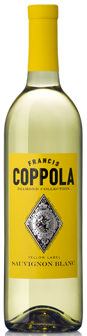 Francis Coppola Sauvignon Blanc Diamond Collection Yellow Label 750ML