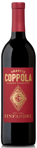 Francis Coppola Zinfandel Diamond Collection Red Label 750ML