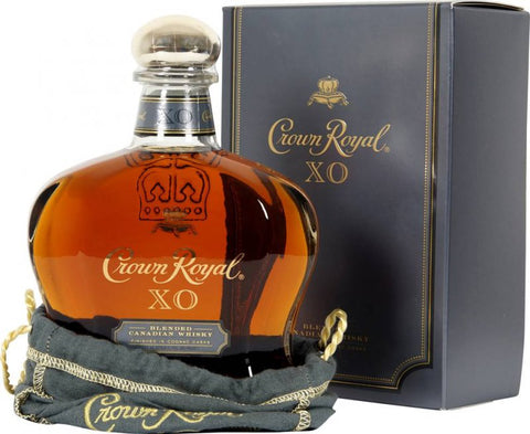 Crown Royal Blended Canadian Whisky XO Finished in Cognac Casks 750ML
