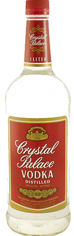 Crystal Palace Vodka 80 Proof