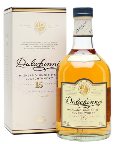 Dalwhinnie Highland Single Malt Scotch 15 Year Old
