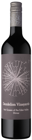 Dandelion Shiraz Red Queen of the Eden Valley 2015 750ML