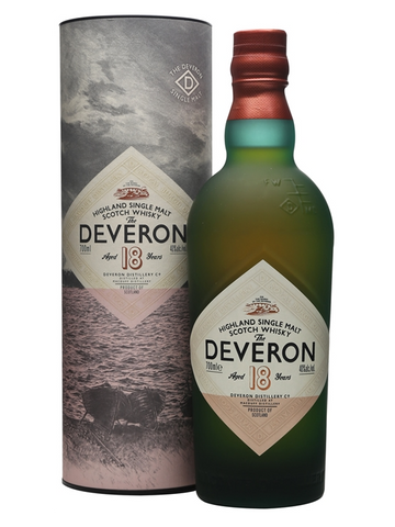 Deveron Highland Single Malt Scotch Whisky 18 Year Old