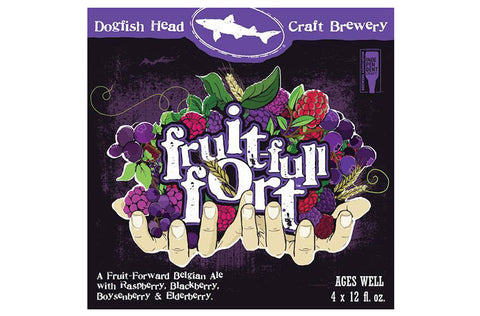 Dogfish Head Fruit-Full Fort