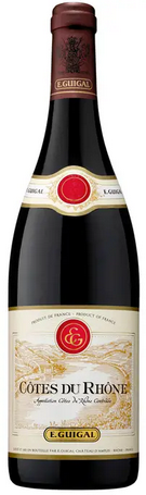E. Guigal Cotes du Rhone Rouge 2015 750ML