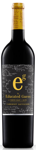 Educated Guess Cabernet Sauvignon North Coast 2016 750ML