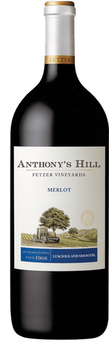 Anthony's Hill by Fetzer Vineyards Merlot 1.5LT