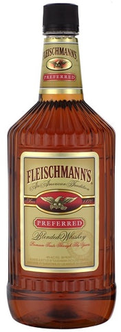 Fleischmann's Preferred Blended American Whiskey