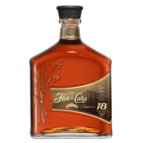 Flor de Cana Rum Centenario Single Estate 18 Year Old