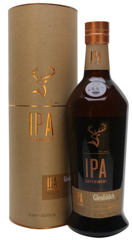 Glenfiddich Single Malt Scotch Whisky Finished in India Pale Ale IPA Casks Experimental Series #01