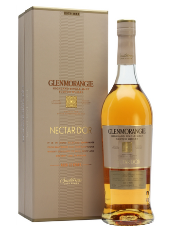 Glenmorangie Highland Single Malt Scotch Nectar D'Or 12 Year Old