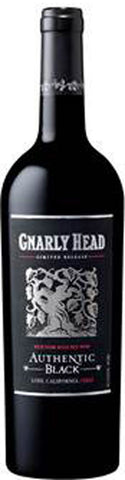 Gnarly Head Authentic Black 750ML