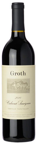 Groth Cabernet Sauvignon Oakville Napa Valley 2012 750ML