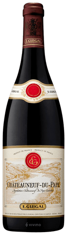 E. Guigal Chateauneuf-du-Pape Rouge 2015 750ML