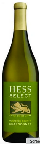 Hess Select Chardonnay 750ML