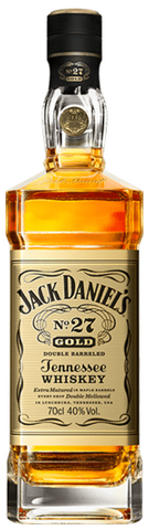 Jack Daniel's Gold Double Barreled No. 27 Tennessee Whiskey