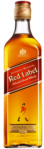 Johnnie Walker Blended Scotch Whisky Red Label