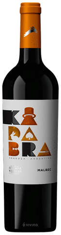 Kadabra Malbec by Bodega Estancia Mendoza 2017 750ML