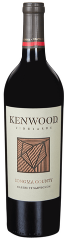 Kenwood Cabernet Sauvignon Sonoma County 2014 750ML