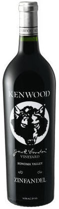 Kenwood Zinfandel Jack London 2012