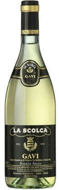 La Scolca Gavi Bianco Secco Black Label 2014 750ML